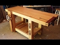 Roubo Style Workbench Build - Part 2 of 2