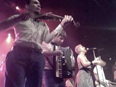 Ya rayah by Shantel & Bucovina Club Orkestar in Tivoli, Utrecht on 21 October 2009