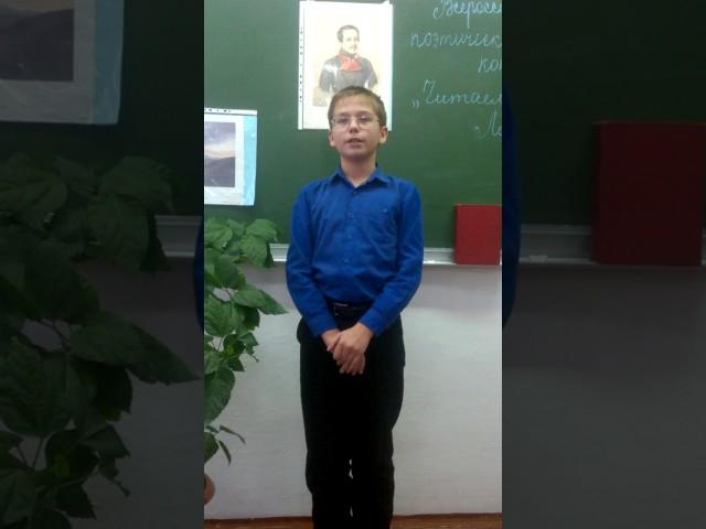 Изображение предпросмотра прочтения – АлександрСолдатов читает произведение «Парус (Белеет парус одинокий…)» М.Ю.Лермонтова
