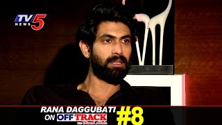 Exclusive Interview with Rana by Dinesh Akula