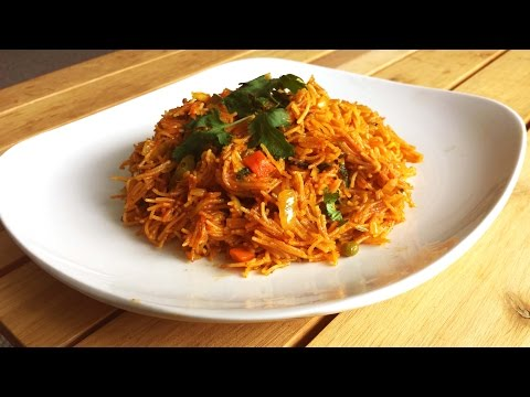 Vermicelli Pulao| Breakfast/Brunch Recipe| Vegetarian/Vegan