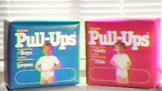 Pull-Ups Commercial 1995