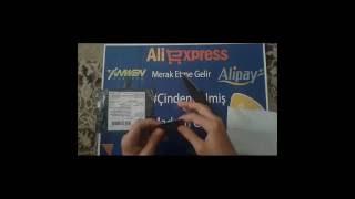Aliexpress Gelen Ürünler Paket Açılımı #3