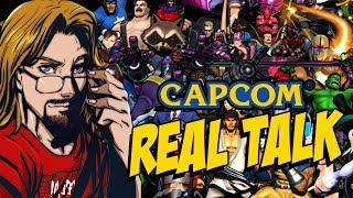 What's Going On At Capcom!? REAL TALK Discussion (Fighting Games Future)