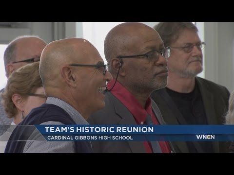 Players at integrated Raleigh high school remember '66 state title