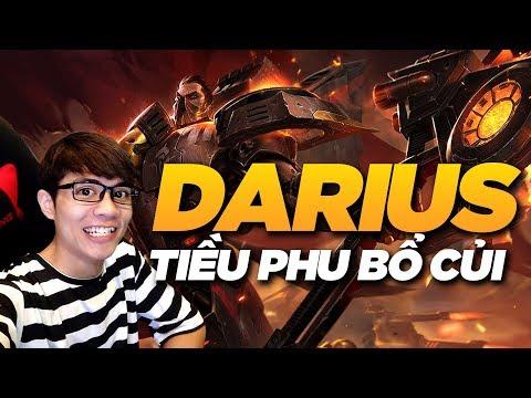 """"""" Darius hiểm họa không gian """" tiều phu bổ củi !!!"""