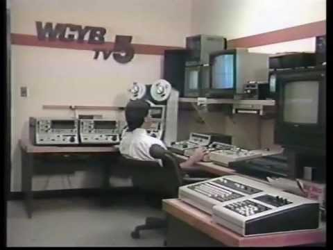 WCYB-TV 5, Bristol VA - Sign Off recorded circa 1988