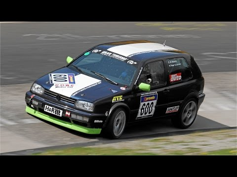 Race Media Tv Onboard Classix Vw Golf Iii Gti Holger