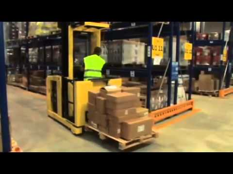Logistics - Warehouse Activities Levels of Order Picking