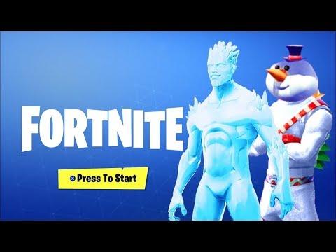 Fortnite Season 7 ICEBERG Event Is Happening Now! (FORTNITE BATTLE ROYALE) thumbnail