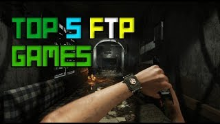 Top 5   Free To Play Pc Action/survival Games