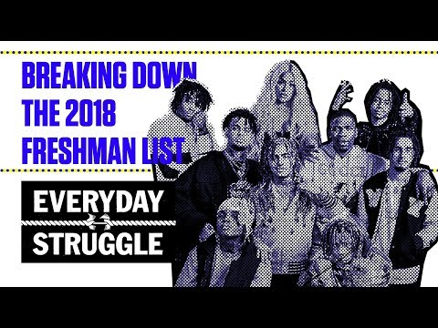 Breaking Down the 2018 Freshman List  Everyday Struggle