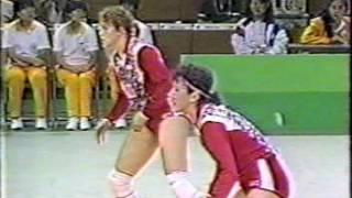 1988ソウル五輪対ソ連
