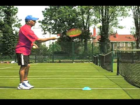 al hill Tennis in an instant