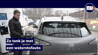 De voor- en nadelen van een waterstofauto
