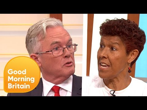Grenfell Protesters Demand Council Resignations | Good Morning Britain