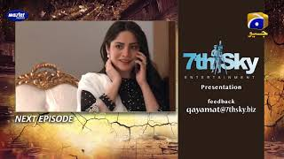 Qayamat - Episode 27 Teaser - Digitally Presented by Master Paints - 6th April 2021 | Har Pal Geo