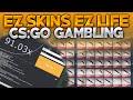 CS:GO - EZ SKINS #2 |  Winning a Fade Knife! (AFK Gambling)