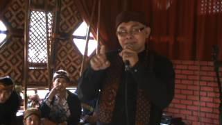 Sambutan Ki H.iwan Natapradja,Rahman Rahim(Mikanyaah)