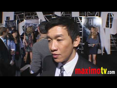 CHIN HAN Interview at 2012 Premiere Arrivals