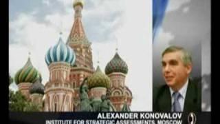 Alexander Konovalov on South Ossetia