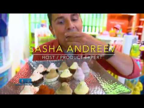 Sasha Andreev HOST/SPOKESPERSON Reel 2018