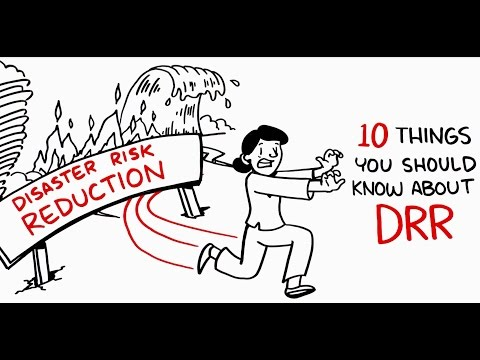 Things You Should Know About Disaster Risk Reduction