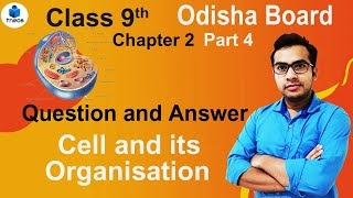 Cell and its Organisation   Odisha Board  Class 9 Life Science | Ch 2  part 4