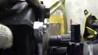 видео Замена 35валика (кабанчика) ВАЗ 2101-07.