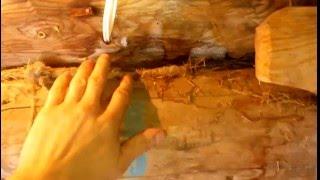 видео Как утеплить потолок бани правильно своими руками?
