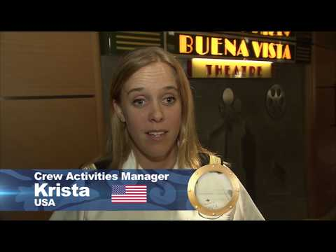 Crew Activities - Disney Cruise Line Jobs