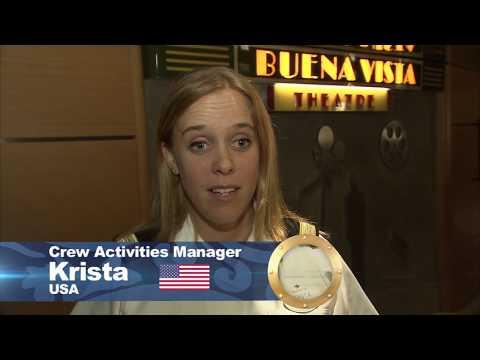 Crew Activities - Disney Cruise Line Jobs