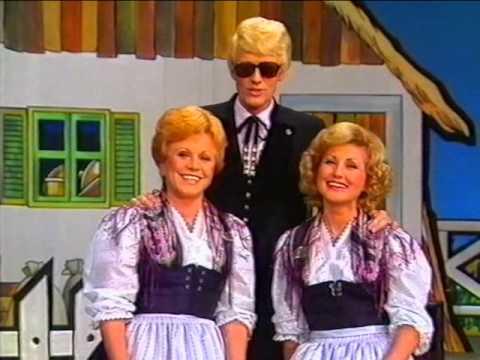 Maria und Margot Hellwig & Heino - Holdrio liebes Echo -  Superhitparade der Volksmusik - 1983