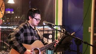 "Jamison Jones: ""How to Save a Life"" by The Fray (acoustic cover) - Live in Holly, MI"