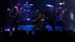 Decrepit Birth - Prelude To The Apocalypse LIVE in New York City 11-7-09