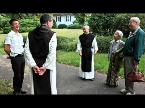 Holy Cross Abbey Monastic Life