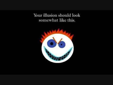 how to make easy optical illusion youtube. Black Bedroom Furniture Sets. Home Design Ideas