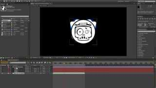 [Tutorial] Adobe After Effects  - Trap Nation Audio Visualizer