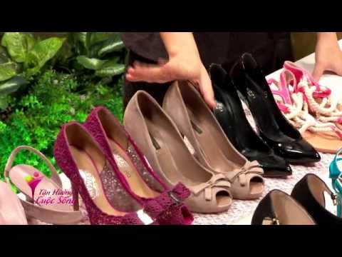 Lựa chọn và sử dụng giày cao gót - Tận Hưởng Cuộc Sống [SCTV7 -- 16.11.2013]