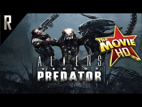 ► Aliens vs Predator - The Movie...