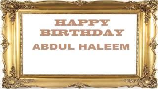 AbdulHaleem   Birthday Postcards & Postales7 - Happy Birthday