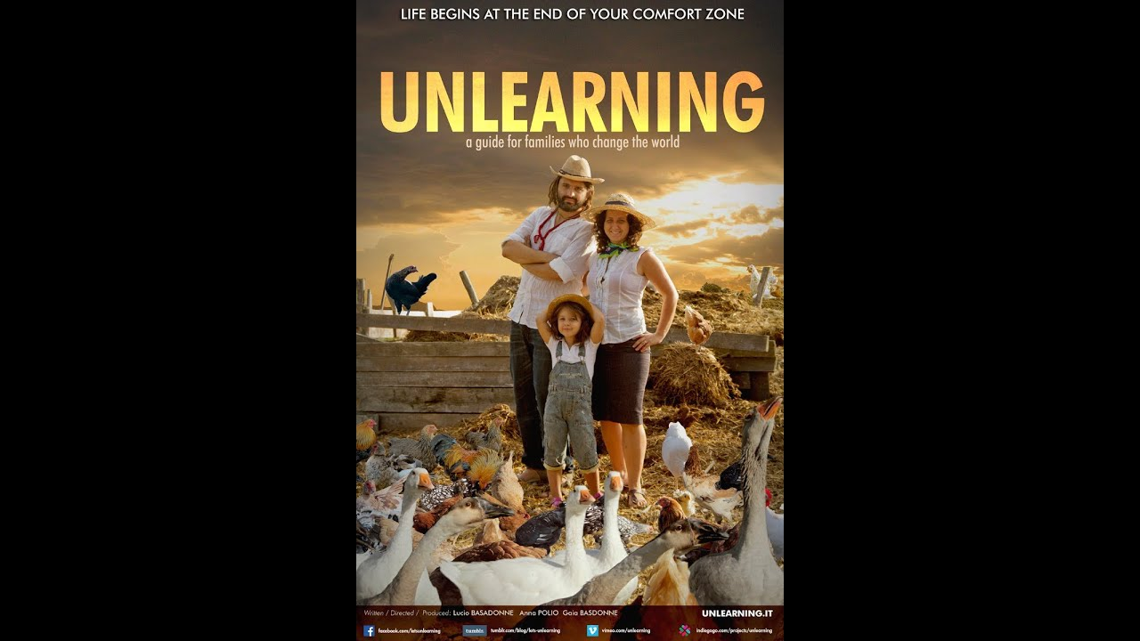 Unlearning Poster