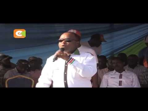 NASA holds people's assembly meeting in Mombasa