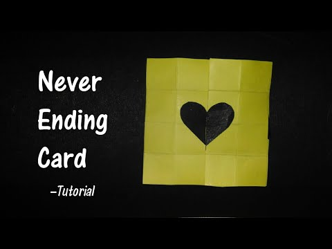How to make never ending card || Explosion card Idea || Card Making