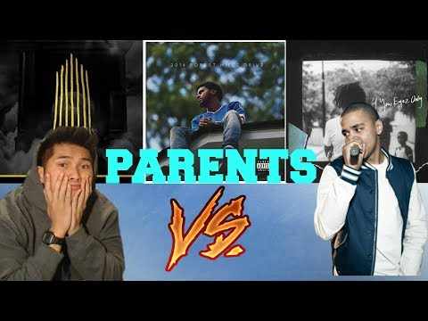 PARENTS FIRST REACTION TO J COLE | LOST ONES | SHE KNOWS | A TALE OF 2 CITIEZ