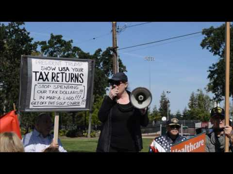 Tax Day March April 15, 2017 Visalia, Ca.