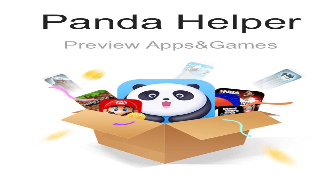 New panda helper free iOS apps games