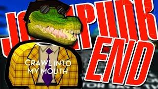 SAVE THE DIRECTOR! | Jazzpunk END thumbnail
