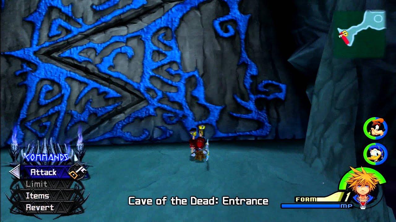 Kingdom Hearts II FM [PS3] Playthrough #058, Limit Form Leveling ...