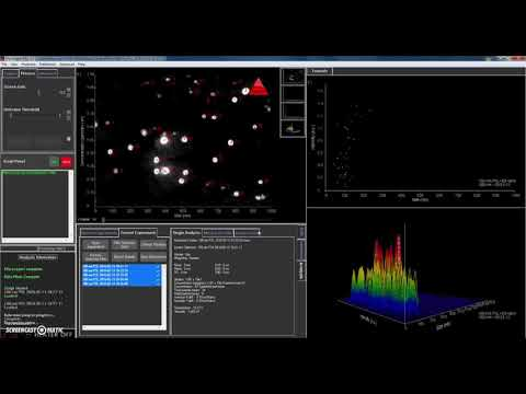 100 nm PSL NTA demo